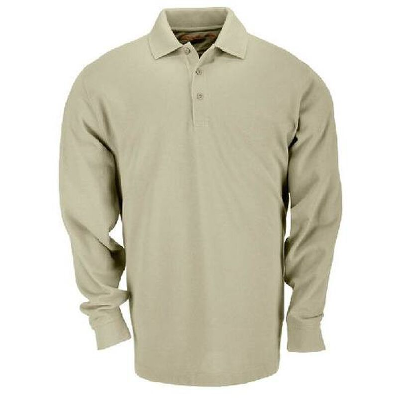 5.11 Tactical Jersey Long Sleeve Polo