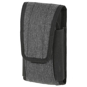 Maxpedition Entity Utility Pouch Large Charcoal Grey MOLLE phone case EDC NTTPHLCH