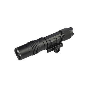 Streamlight Pro-Tac HL-X Rail Mounted Light and Red Laser, 1000 Lumens, Aluminum, Black