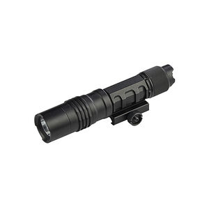 Streamlight Pro-Tac HL-X Rail Mounted Light and Red Laser, 1000 Lumens, Aluminum, Black