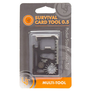 Ultimate Survival Technologies Survival Card Tool 0.5 20-MTL0004-02