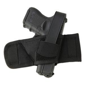 Ambidextrous Side Bet Belt Slide Holster Autos & Revolvers Nylon Black