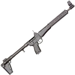 "Kel-Tec SUB-2000 G2 .40 S&W Semi Auto Rifle 16.25"" Barrel 13 Rounds M-Lock Compatible GLOCK 22/23 Mags Adjustable Stock Black"
