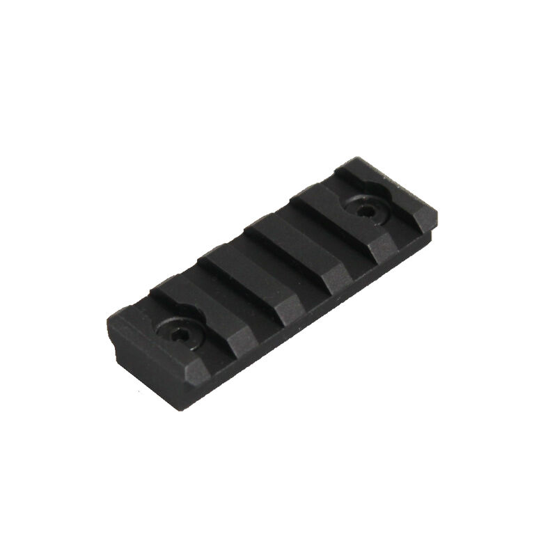 "VLTOR KeyMod 2"" Rail Section 2.154"" Aluminum Matte Black"