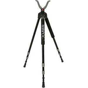 BOGgear Havoc Tripod 18-68 inches Adjustment Aluminum Black