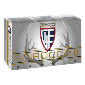 Fiocchi Extrema 6.5 Creedmoor Ammunition 20 Rounds 130 Grain Swift Scirocco II Boat Tail Spitzer
