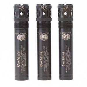 Carlson's Browning Invector DS 12 Gauge Cremator Ported Choke Tube Long Range Matte Black