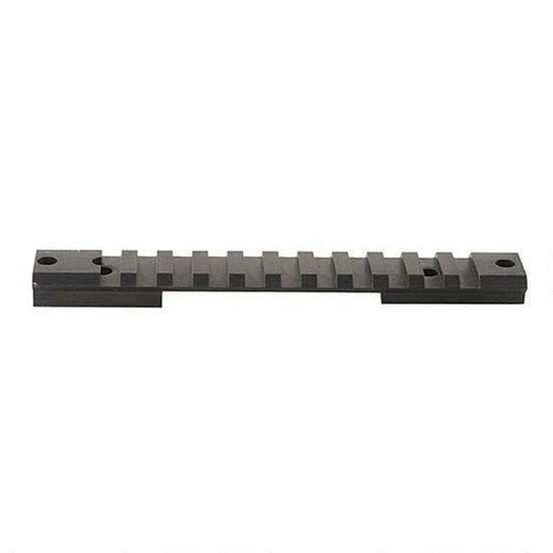 Warne Howa/Vanguard Short Action Maxima Tactical Rail 20 MOA Steel Matte Black