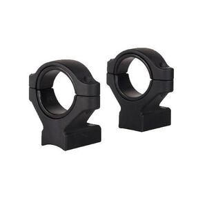 "Remington Model 783 Integral Scope Mounts 30mm or 1"" Tube High Height Steel Matte Black 19729"