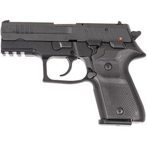 "FIME Group Rex Zero 1CP Compact Semi Auto Pistol 9mm Luger 3.85"" Barrel 15 Rounds Metal Frame Black"
