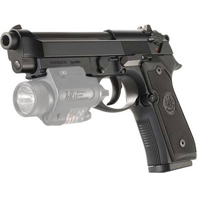 Beretta M9A1 Semi Automatic Pistol 9mm Luger 4 9