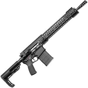 "POF Revolution Gen4 AR .308 Win Semi Auto Rifle 20 Rounds 16.5"" Barrel M-LOK Handguard Black"