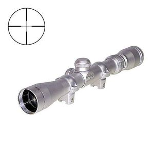 Simmons .22 MAG Riflescope 3-9x32 Truplex Reticle, Silver