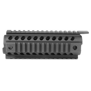 """Mission First Tactical Tekko AR-15 Mid Length Integrated Rail System 9"""" Aluminum Anodized Black TMARMIRS"""