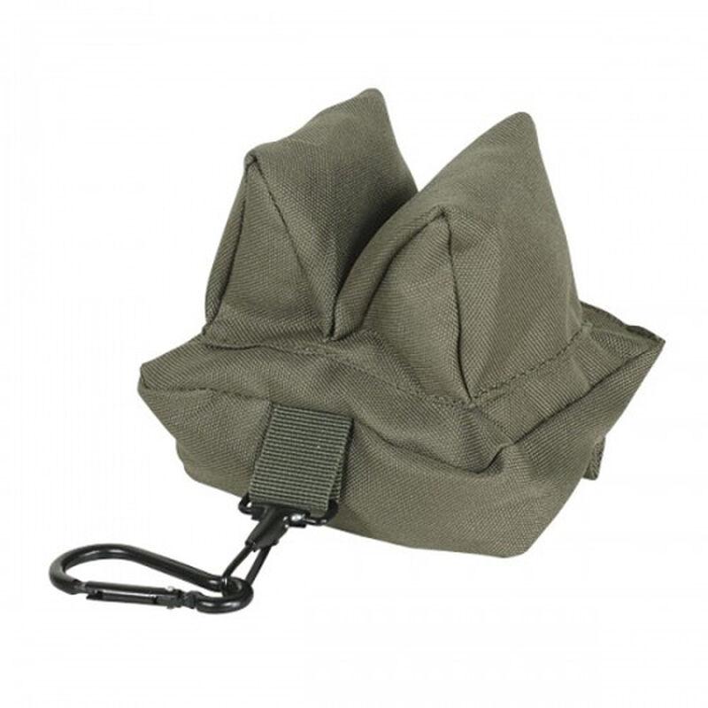 """Voodoo Tactical Sniper Bean Bag 5""""Lx4""""Wx4""""H Olive Drab"""