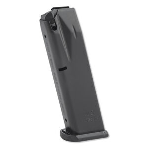 Mec-Gar Beretta 92FS/M9 18 Round Mag 9mm Steel Blued