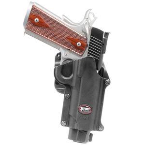 Fobus Belt Holster 1911 Pistols Right Hand Polymer Black C21BH