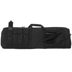 "US PeaceKeeper Tactical Combo Case 43"" Black Nylon"