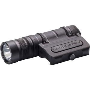 Cloud Defensive Optimized Weapon Light, 1,250 Lumens, Aluminum, Black, Rechargeable
