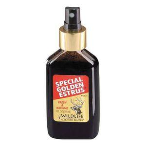 Wildlife Research Special Golden Estrus Pump Spray 4 oz 405-4