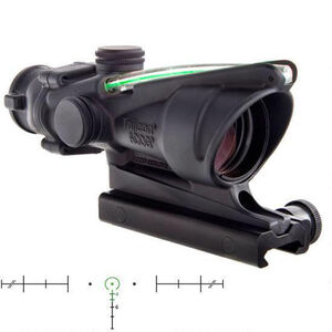 Trijicon ACOG 4x32 Green Horseshoe M4 BDC Reticle TA51 Mount Matte Black TA31H-G