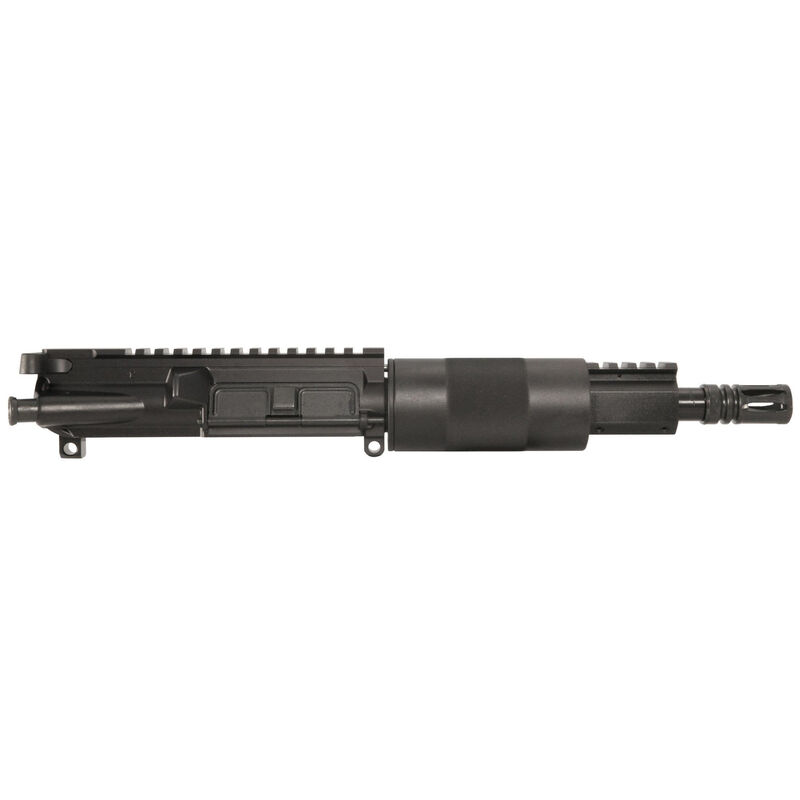 "DoubleStar AR-15 Complete Pistol Upper Assembly .300 Blackout 7.5"" Barrel 1:8 Twist Free Float Handguard Black ARBU240C"