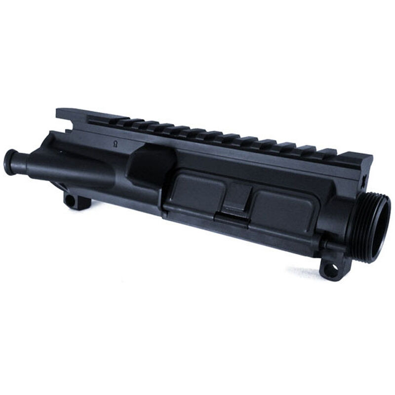 KE Arms KE-15 AR-15 Upper Receiver Assembly With Forward Assist/Dust Cover Forged Aluminum Anodized Finish Matte Black