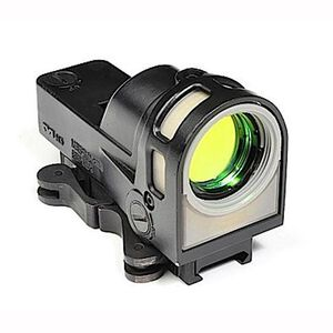 Meprolight M21 Reflex 5 Reticle Day/Night Fiber Optic Sight Matte Black Mepro M21 X
