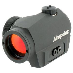Aimpoint Micro S-1 Red Dot Sight 6 MOA Dot Shotgun Rib Sight Black 200369