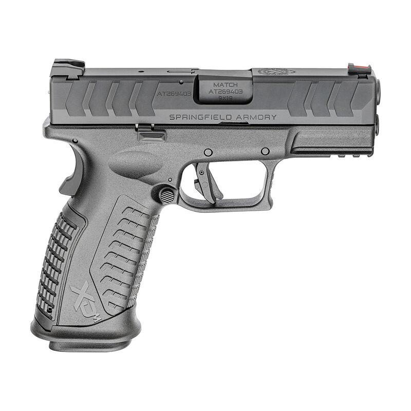 "Springfield Armory XD-M Elite 9mm Luger Semi Auto Pistol 3.8"" 20 Round Black"