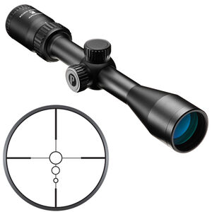 "Nikon Prostaff P3 3-9x40 Riflescope BDC Predator Reticle 1"" Tube .25 MOA Fixed Parallax Matte Black"