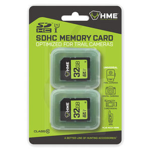 Hunting Made Easy 32 GB SD Memory Card Double SD Card Package