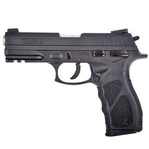 """Taurus TH9 9mm Semi Auto Pistol 4.27"""" Barrel 17 Rounds Novak Sights Black"""