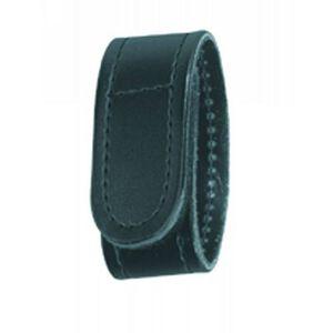 "Gould & Goodrich K-Force Belt Keepers 1"" Wide Polymer Laminate Plain Black"