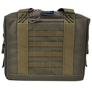 G Outdoors Tactical Cooler with Handgun Storage Tan