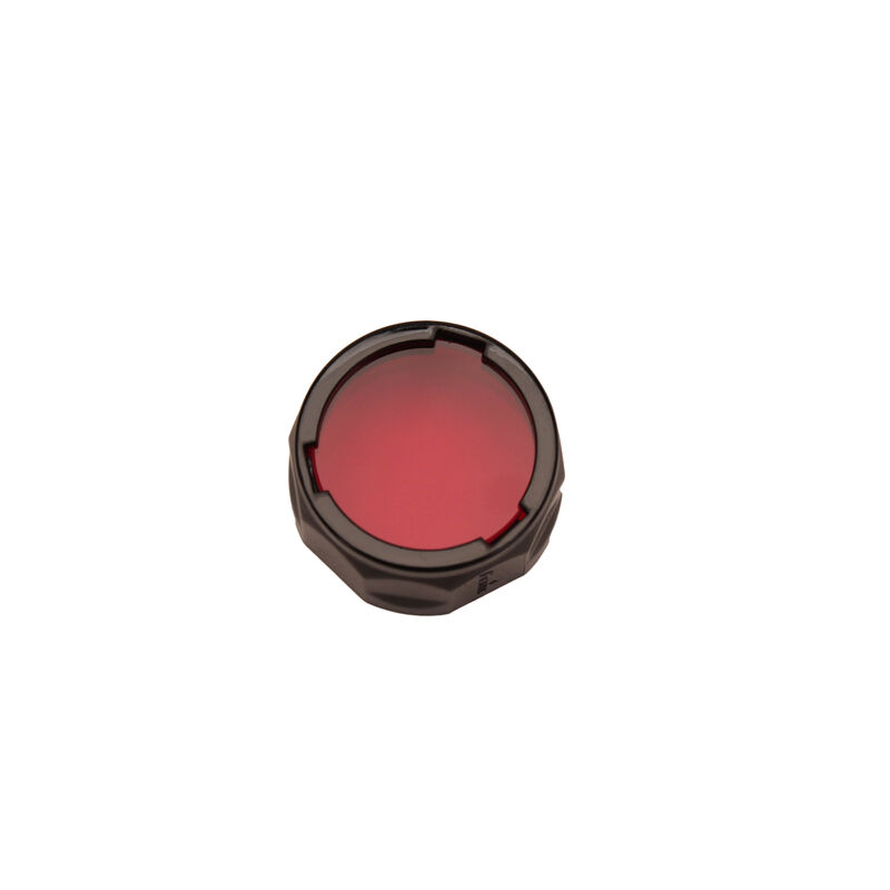 Fenix Tactical Filter Red for PD35, PD12, UC40, UC40UE