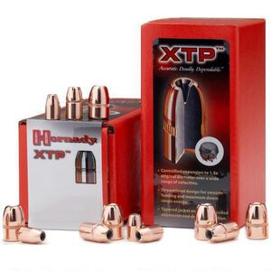 "Hornady 10mm Caliber .400"" Handgun Bullets 100 Count XTP HP 155 Grains 40000"