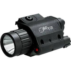 Sun Optics Weapon Mounted Red Laser/Light Combo 750 Lumens Black CLF-CLR