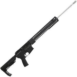 "Radical Firearms AR-15 Semi Auto Rifle .224 Valkyrie 15 Rounds 22"" Stainless Steel Barrel 15"" Free Float MHR Handguard MFT Minimalist Collapsible Black"