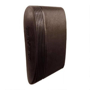 """Limbsaver Recoil Pad Slip-On Large 1"""" Thick Rubber Black 10548"""