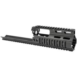 Midwest Industries SSR SCAR Rail Extension Aluminum Black MI-S1617-SSR