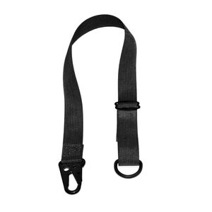 "Cole-TAC Gear Tether 24-44"" with HK Snap and D-Ring"