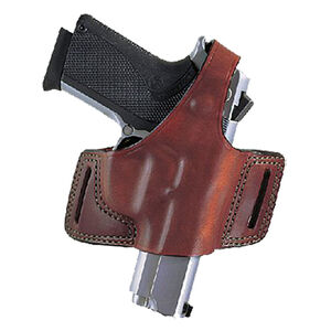 Black Widow Hip Holster GLOCK 20 21 29 & 30 Size 15 Right Hand Leather Tan