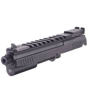 Tactical Solutions 2211 Conversion with Combo Rail Government or Commander Sized 1911.22 Long Rifle Conversion Kit Threaded Barrel Single Stack Magazine Black 2211 TE SS COMBO