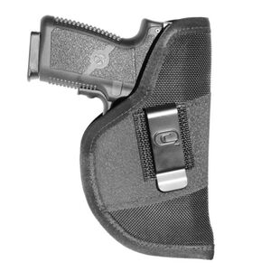 Crossfire Shooting Gear Grip Clip Laser Pocket Holster Compact Autos Ambidextrous Nylon Black