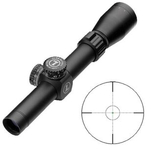 Leupold Mark AR Mod 1 1.5-4x20 Riflescope Illuminated FireDot SPR Reticle .1 Mil Matte Black 115388