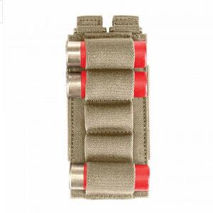 5.11 Tactical VTAC 5-Round Shotgun Bandolier  MOLLE Nylon Sandstone 56122