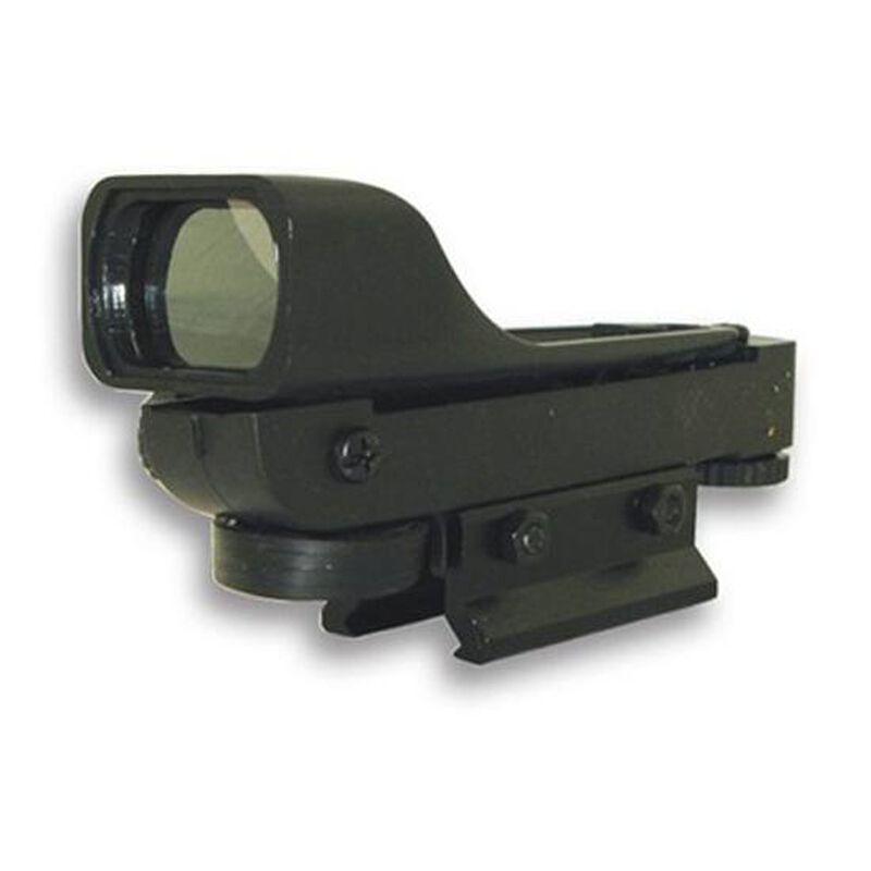 NcSTAR Red Dot Reflex Optic Integrated Weaver Mount Plastic and Aluminum Black