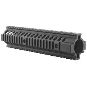 "Mission First Tactical TEKKO AR-15 10""  Two Piece Free Float Handguard Black TMARCFF210IRS"