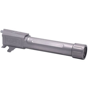 Faxon Firearms True Precision SIG Sauer P365 Replacement Barrel Threaded 1/2x28 Stainless Steel Finish